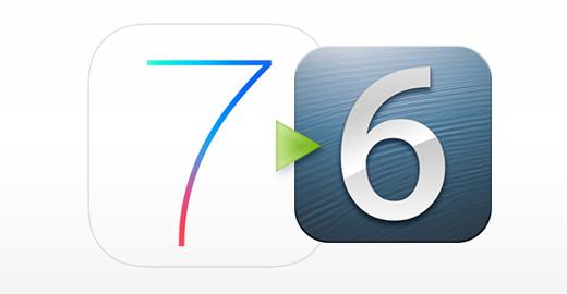 Retourner sur iOS6