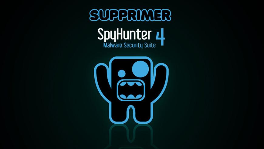 Supprimer Spyhunter 4