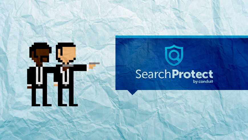 supprimer searchprotect