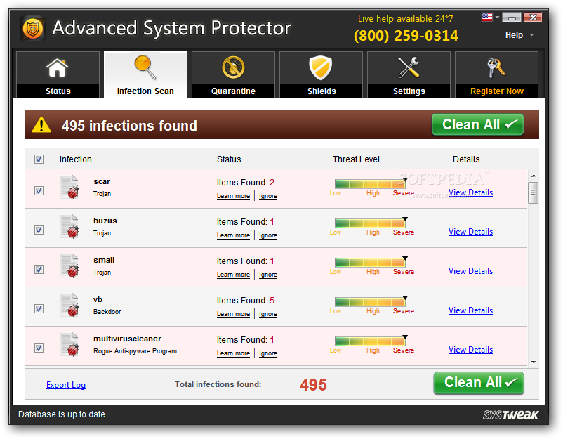 advanced system protector cest quoi