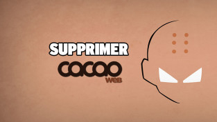supprimer cacaoweb