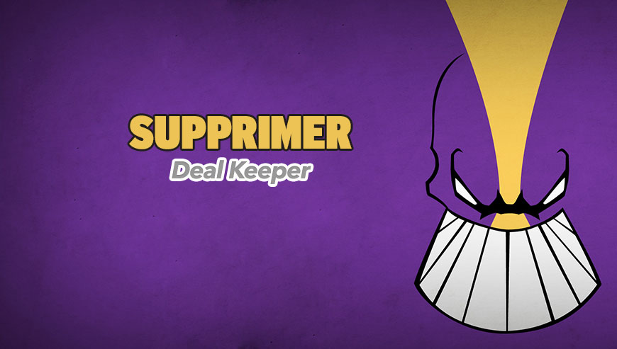 Supprimer Deal Keeper