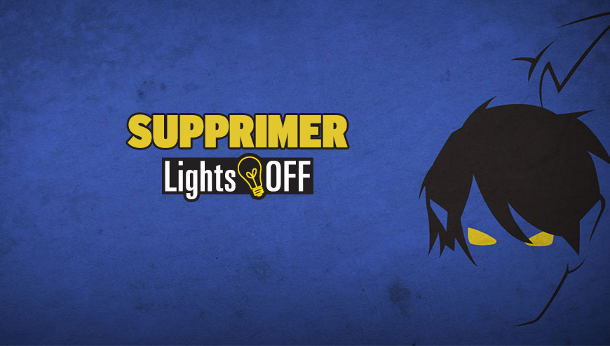 Supprimer Lights Off