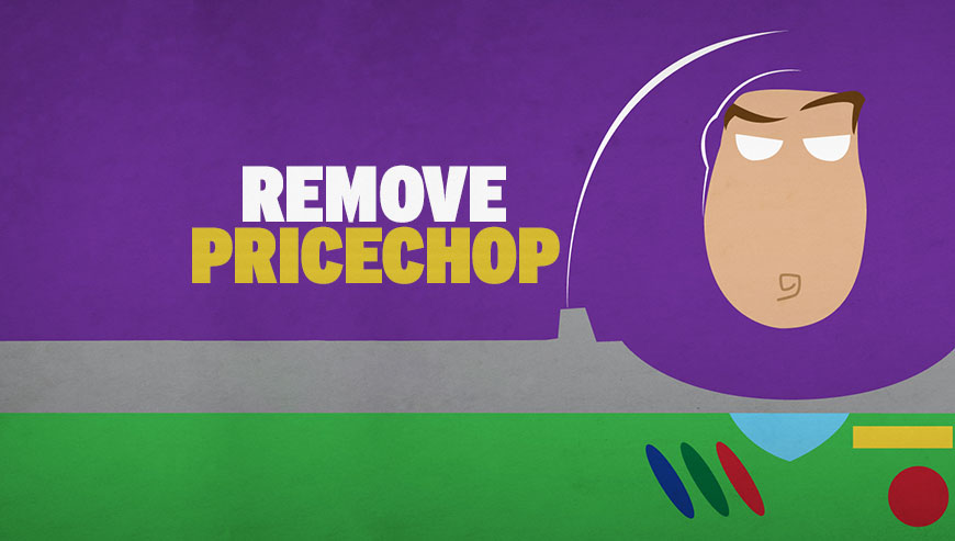 Comment supprimer Price Chop ?