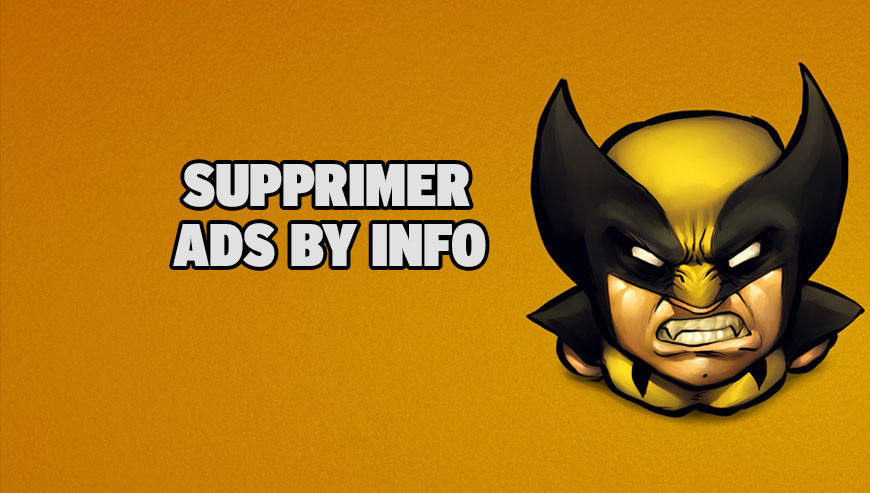 Supprimer Ads by Info