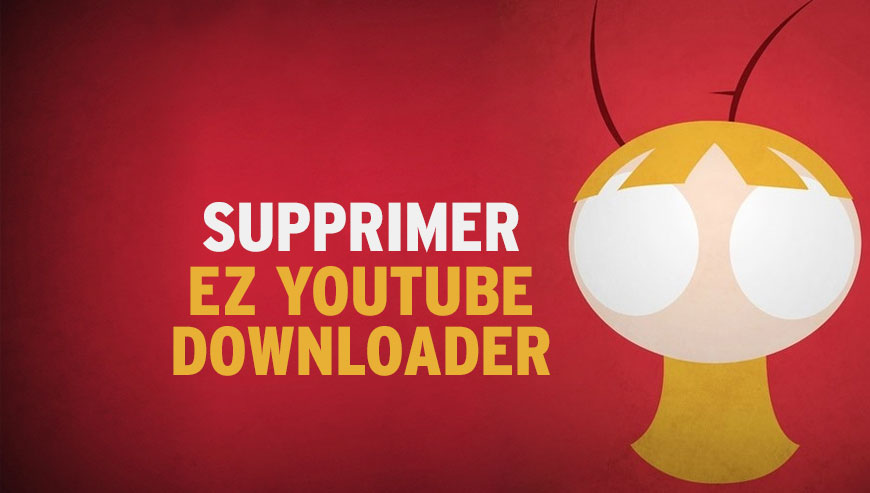 Comment supprimer un compte google youtube downloader