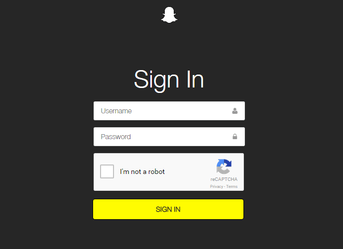 snapchat suppression de compte