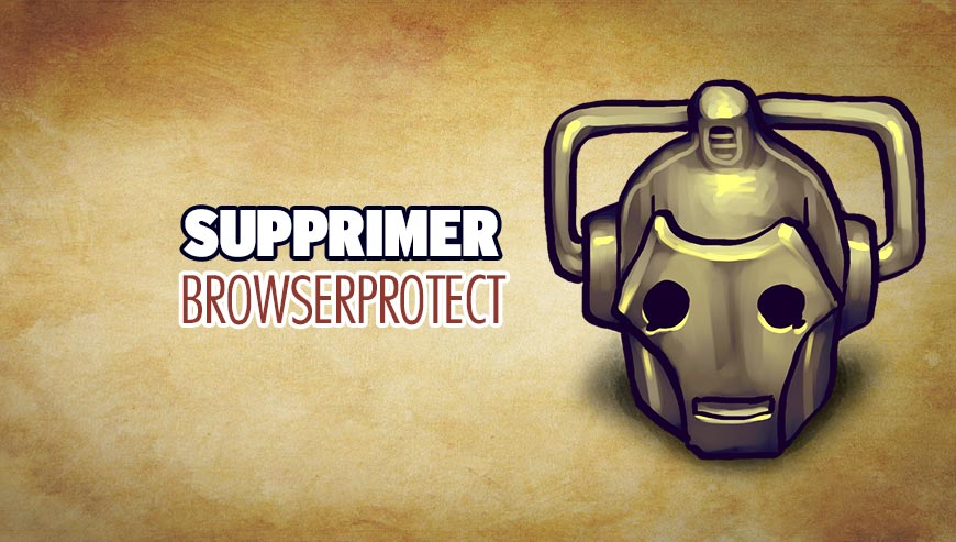 Supprimer Ad by Browser Protect