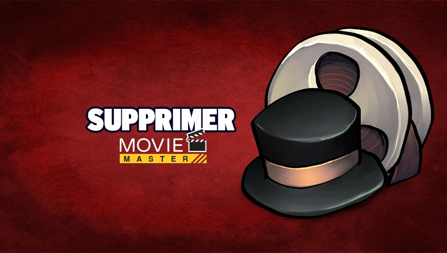 Supprimer Movie Master