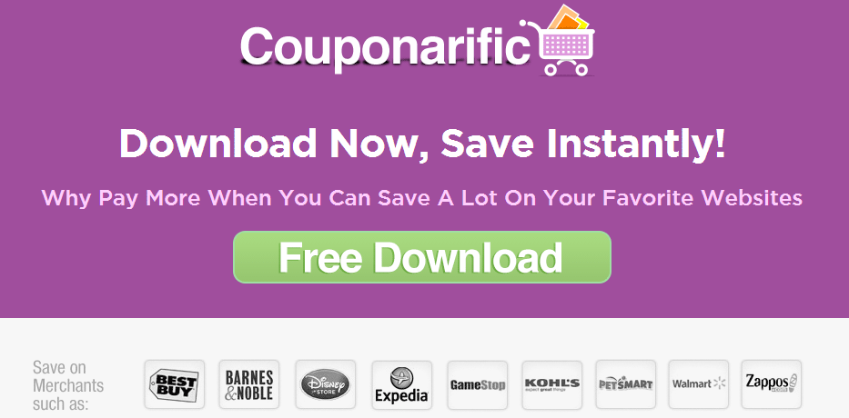ads by couponarific