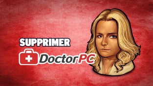 supprimer doctorpc