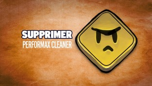 supprimer performax cleaner