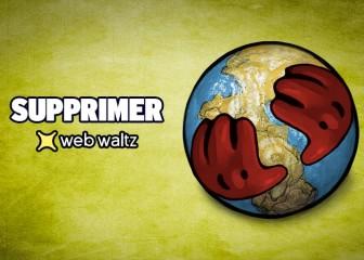 supprimer web waltz