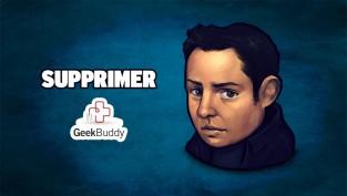supprimer geekbuddy