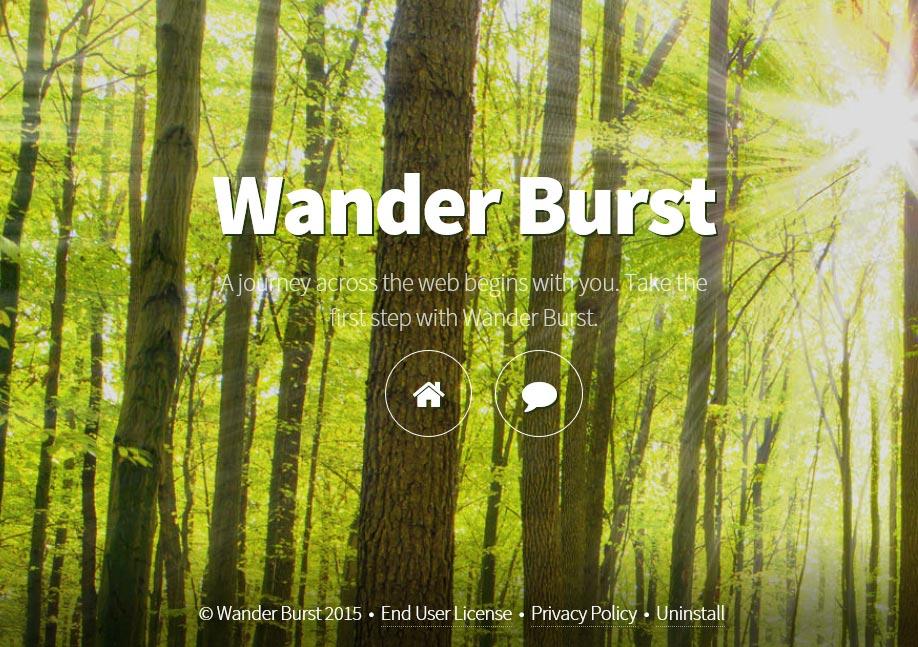 wander-burst