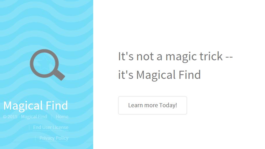 magical find ads