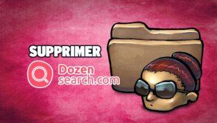 supprimer dozensearch com