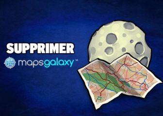 supprimer mapsgalaxy