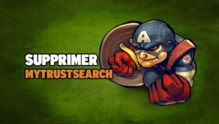 supprimer mytrustsearch