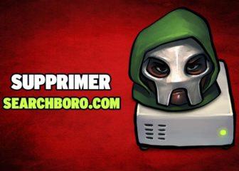 supprimer searchboro.com