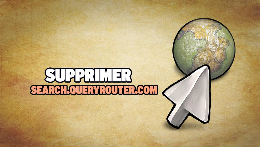 Supprimer search.queryrouter.com