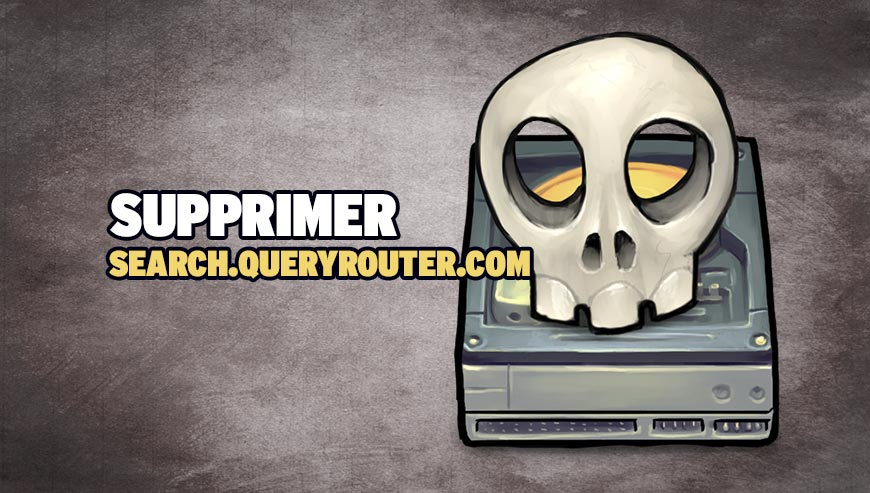 Supprimer search.queryrouter.com