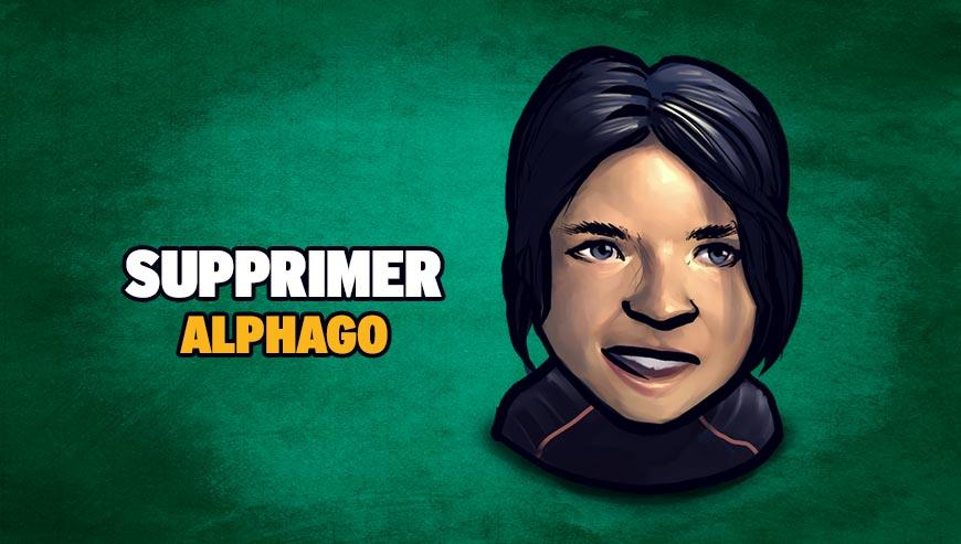 Supprimer alphago