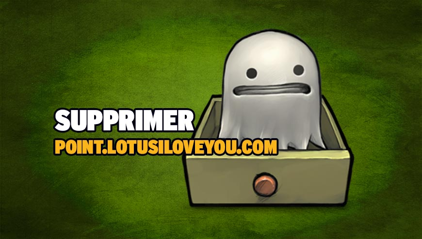 Supprimer point.lotusiloveyou.com