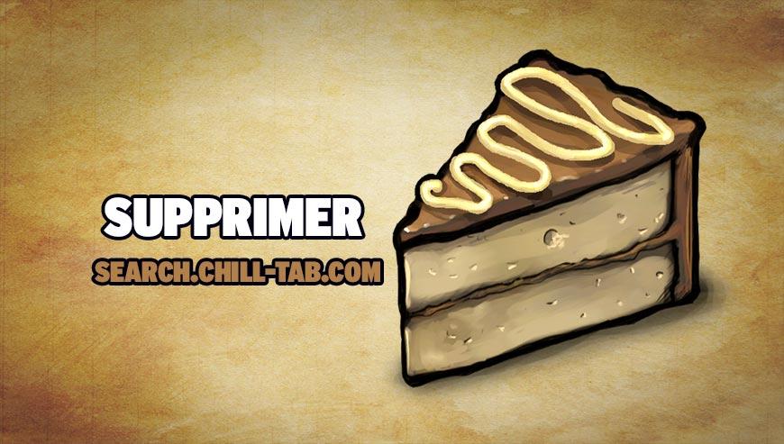 Supprimer search.chill-tab.com